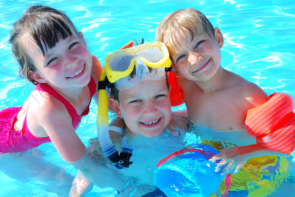 Home Swimming Pool Safety Tips For Kids